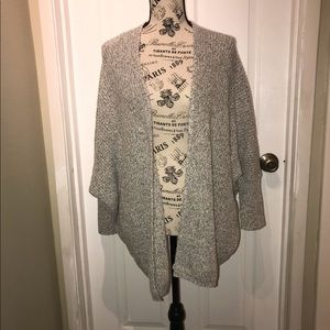 Forever 21 open cardigan sweater